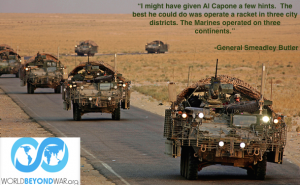 Army Convoy in Iraq
