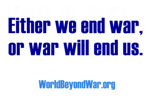Quotes - World Beyond War