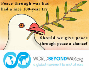 paz a través de la paz